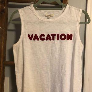 Madewell Vacation Tank